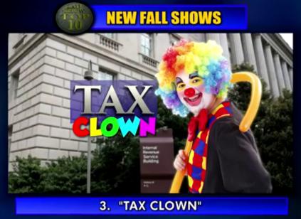 TaxClownTVShow